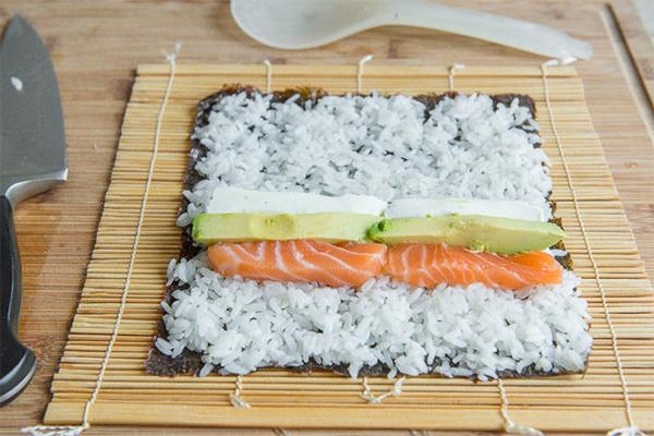 Рецепты роллов запеченных в домашних условияхы с фото