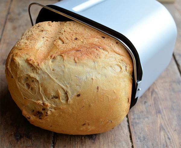 Хлеб в хлебопечке с чесноком рецепты