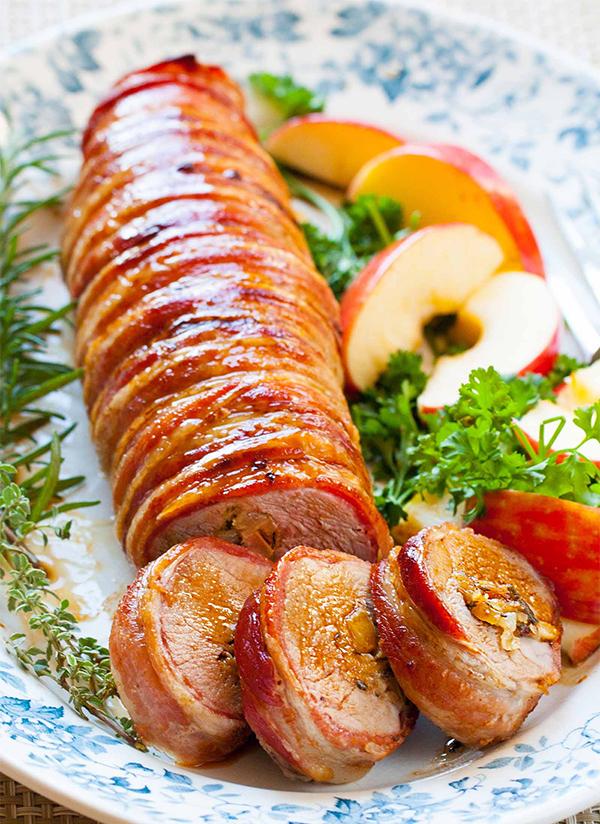 рецепты блюд из мяса свинины с фото утро хорошего дня