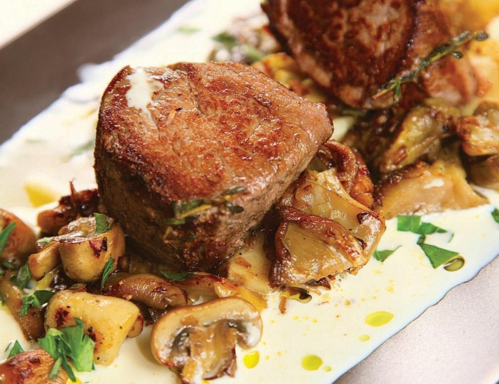 Что приготовить вкусного из телятины