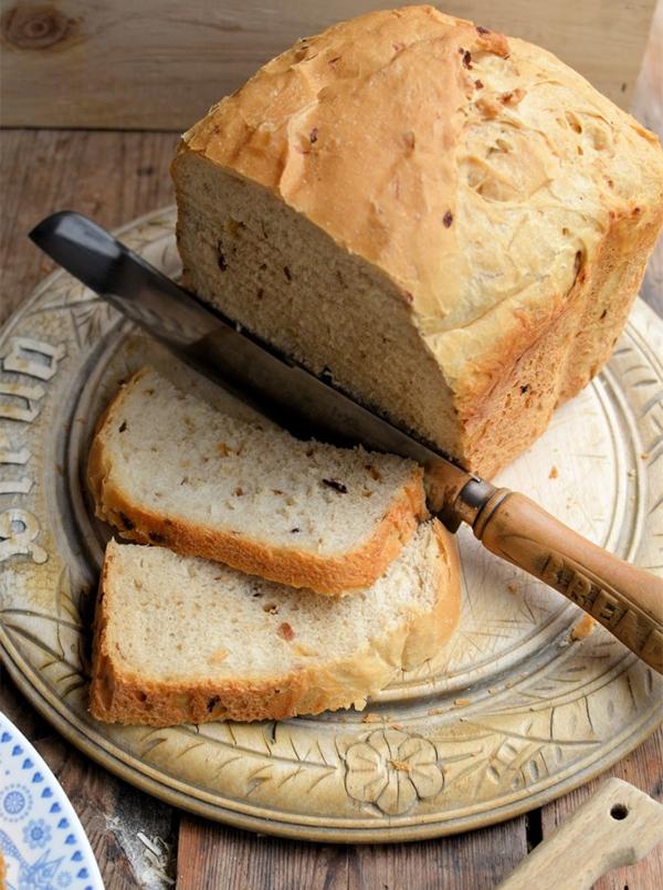 Рецепт для приготовления на хлебопечке — photo 1