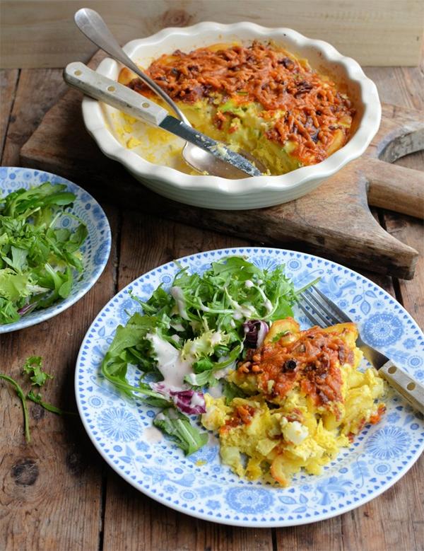 Быстрые рецепты блюд и салатов