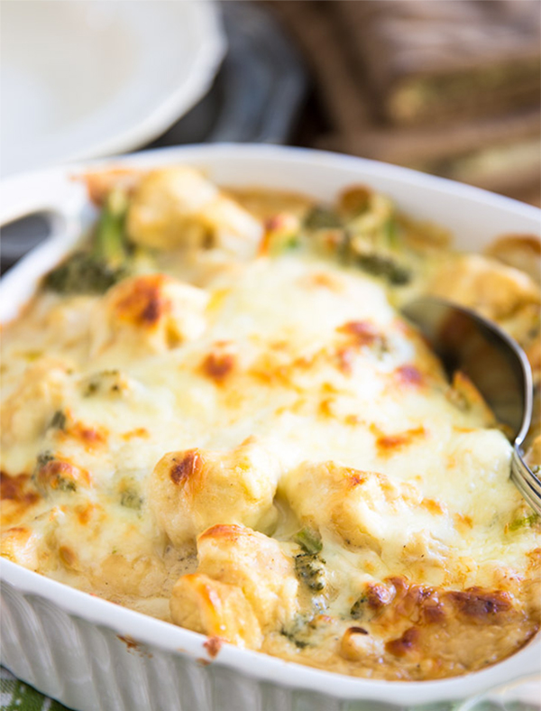 Блюда из брокколи и кабачков
